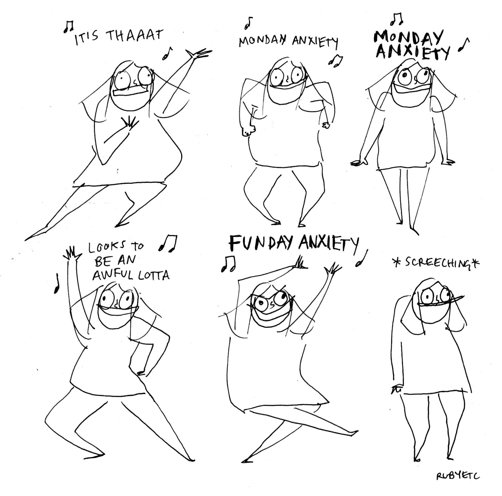 Rubyetc talks about mental health issues